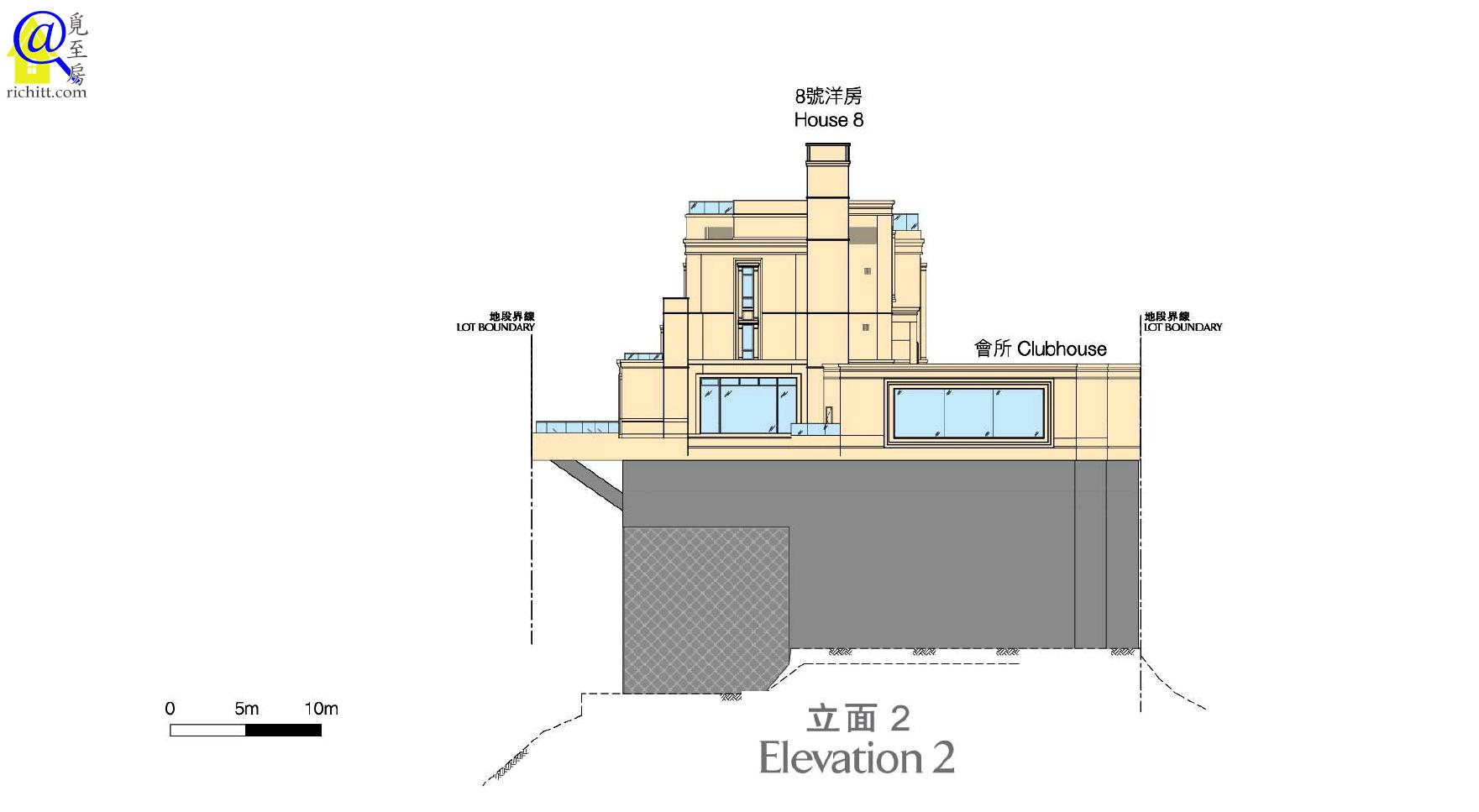 白加道28號立面圖2