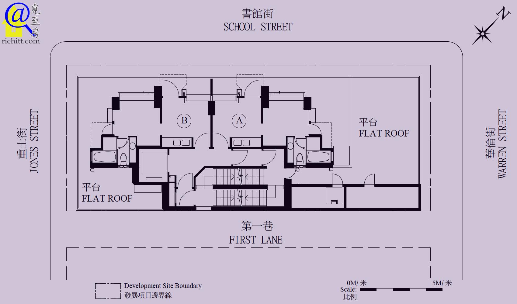 COHO布局圖