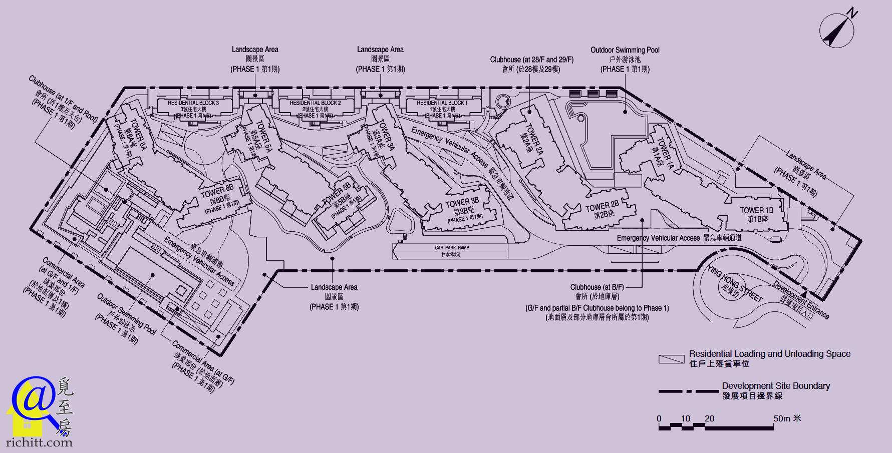 東環II布局圖