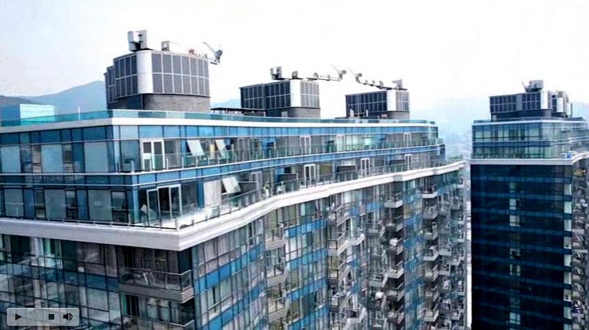 深灣9號建築外形