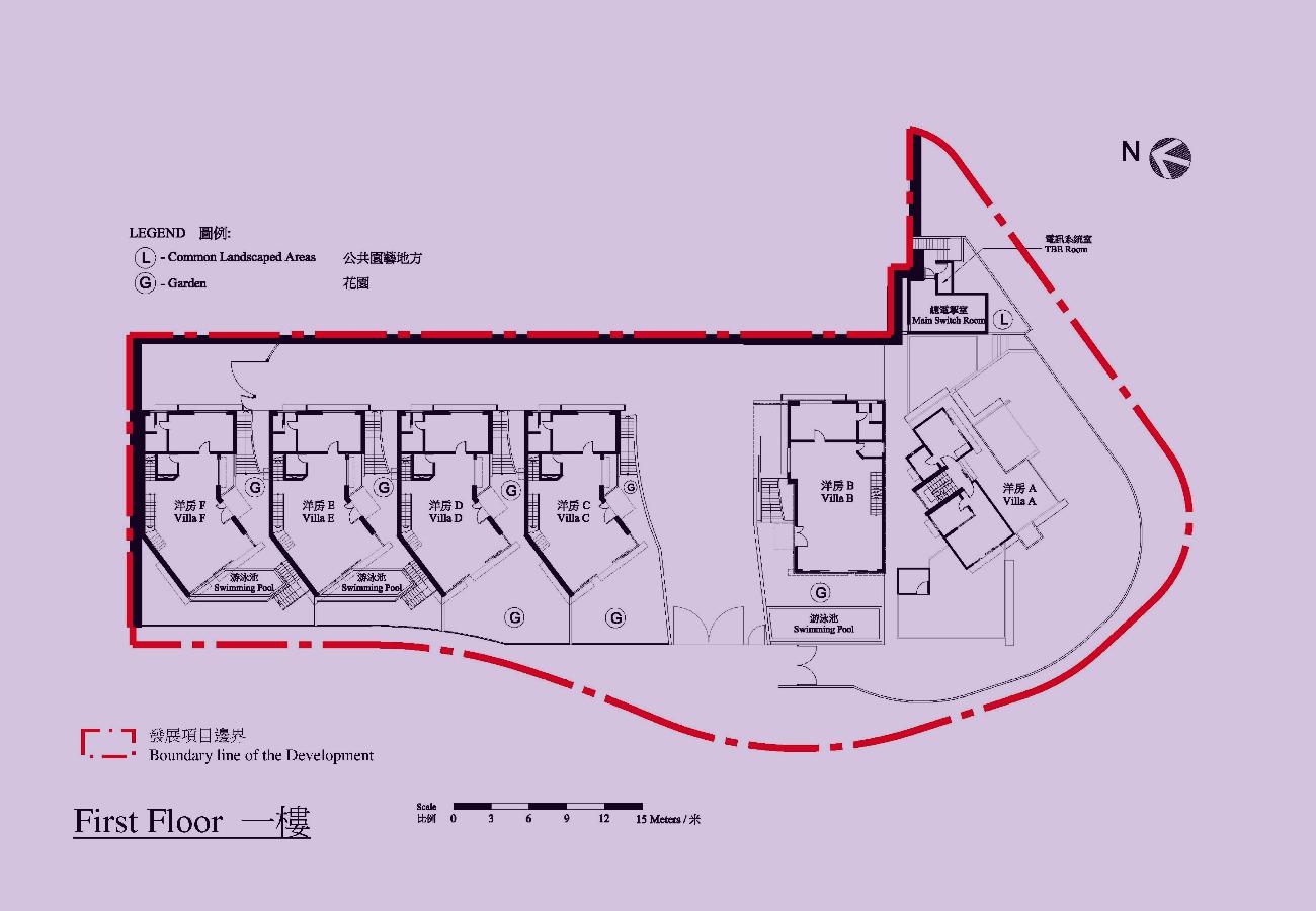尚林布局圖-1樓