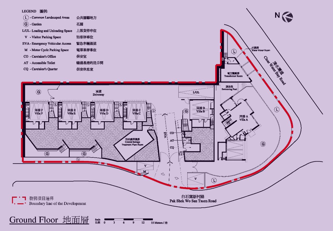 尚林布局圖-地下