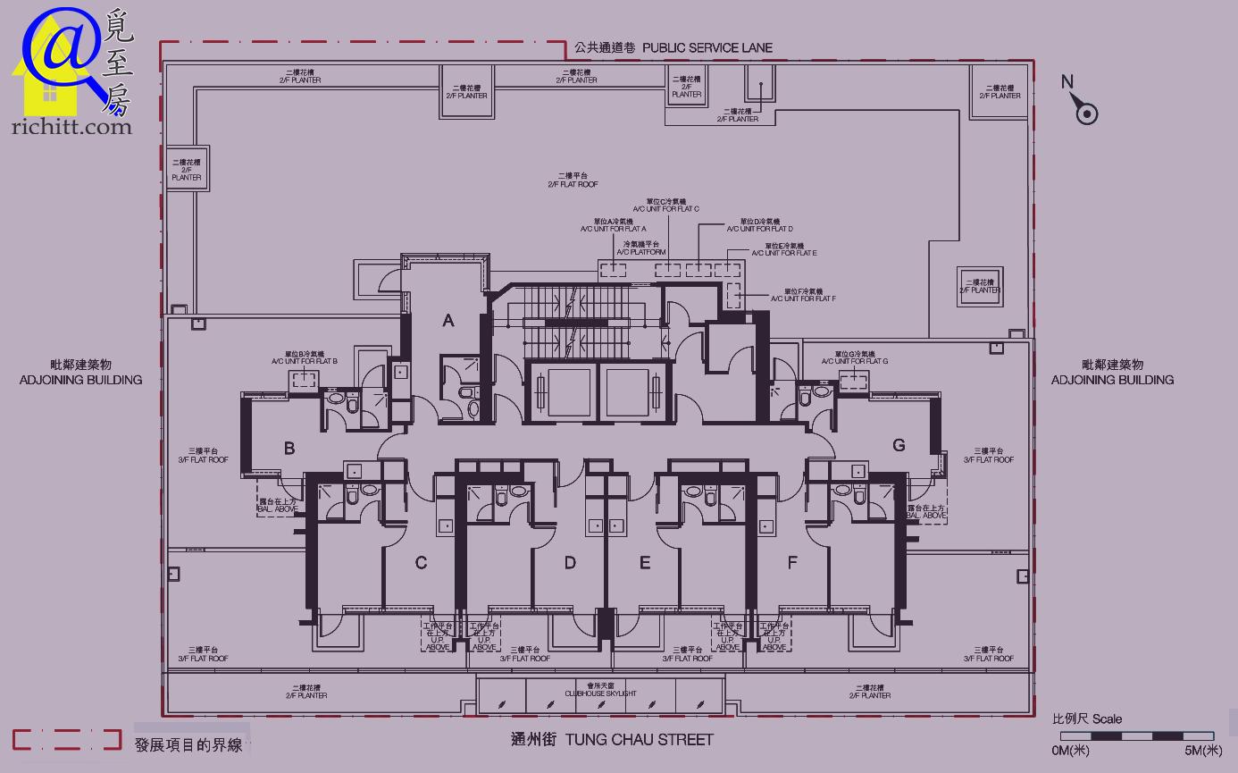 海柏匯布局圖