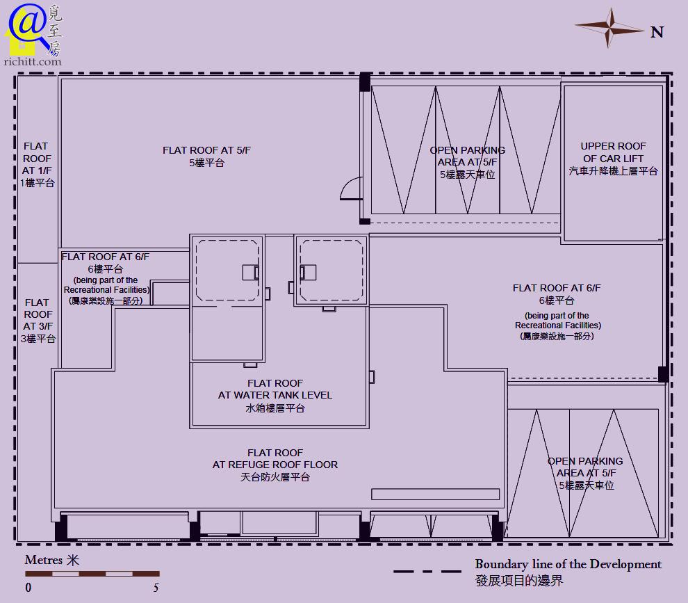匯賢閣布局圖