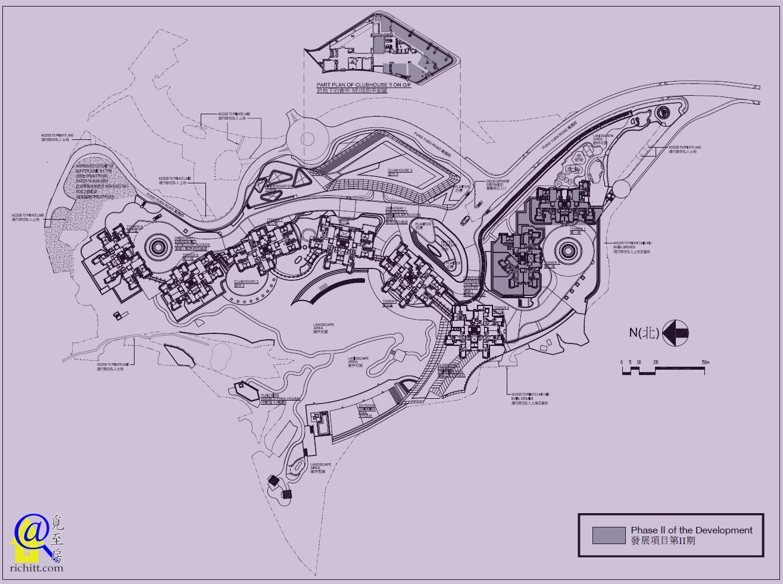 嵐山布局圖