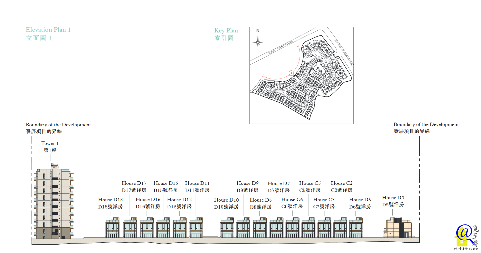 Napa立面圖1