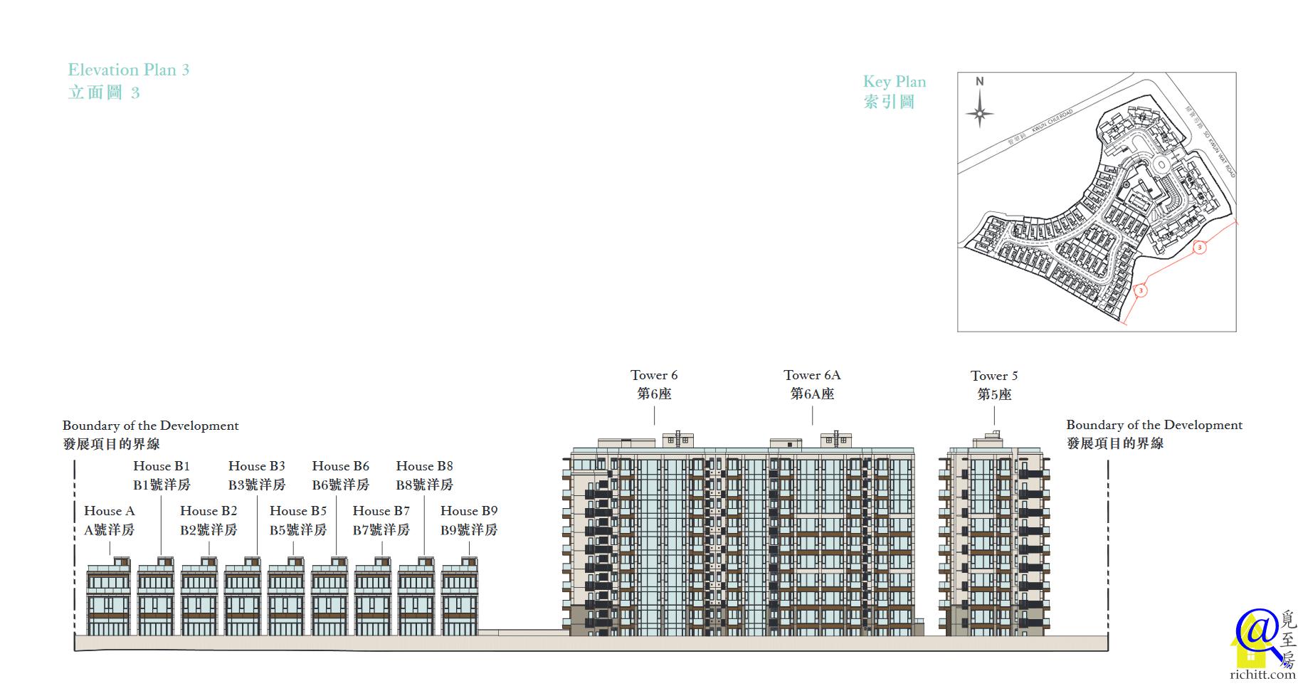 Napa立面圖3