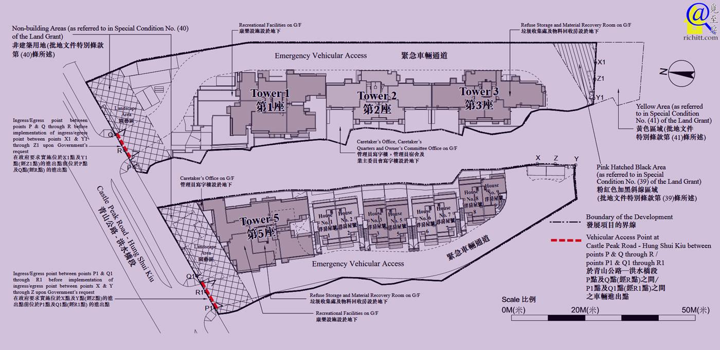 蔚林布局圖1