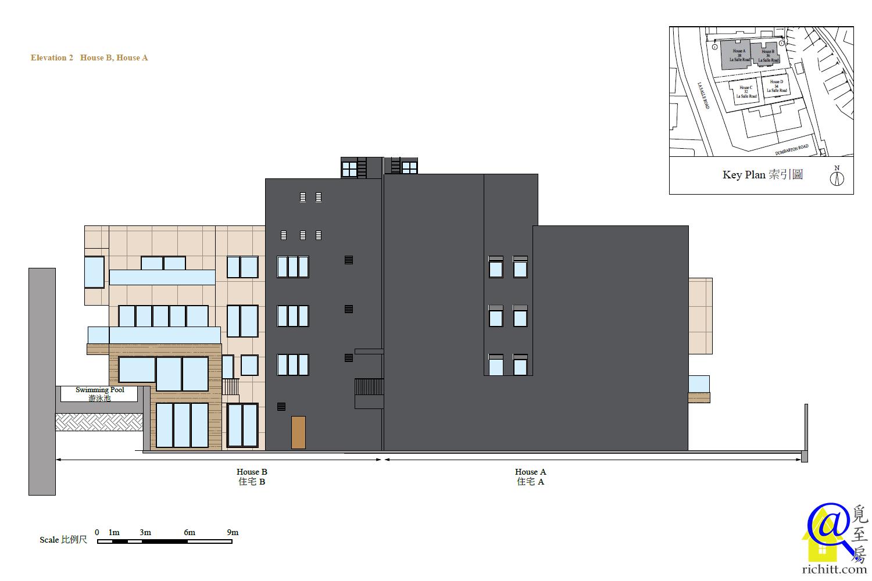 皇廷匯立面圖2