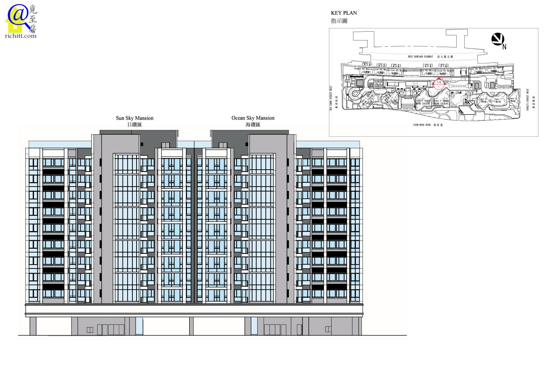 低座大樓立面圖4