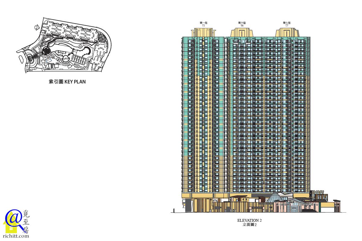 峻瀅立面圖2