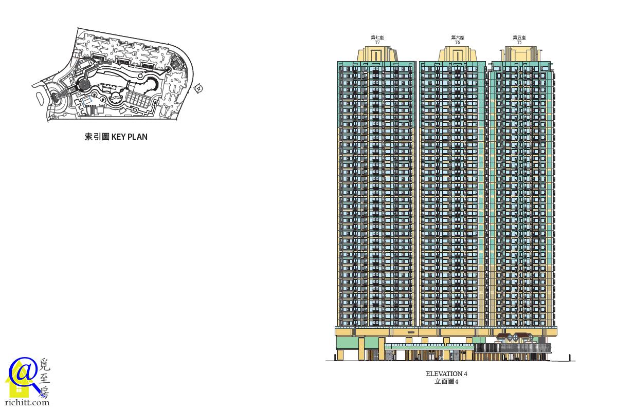 峻瀅立面圖4