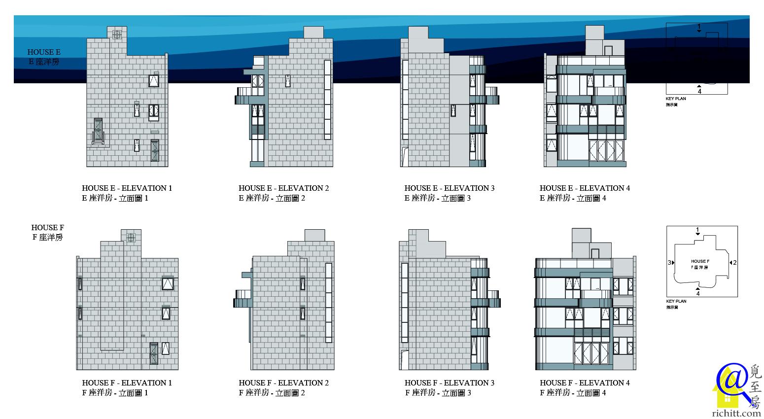 星悅海灣立面圖4