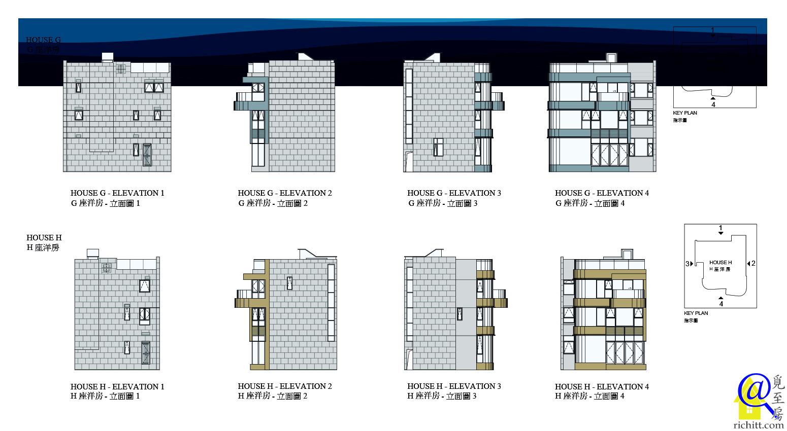 星悅海灣立面圖5