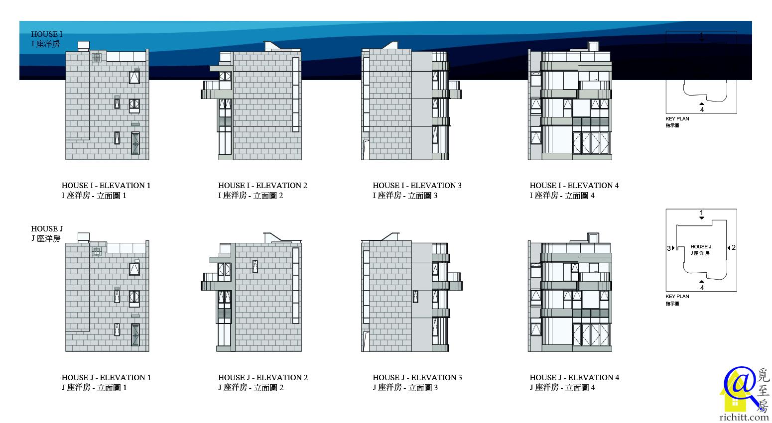 星悅海灣立面圖6