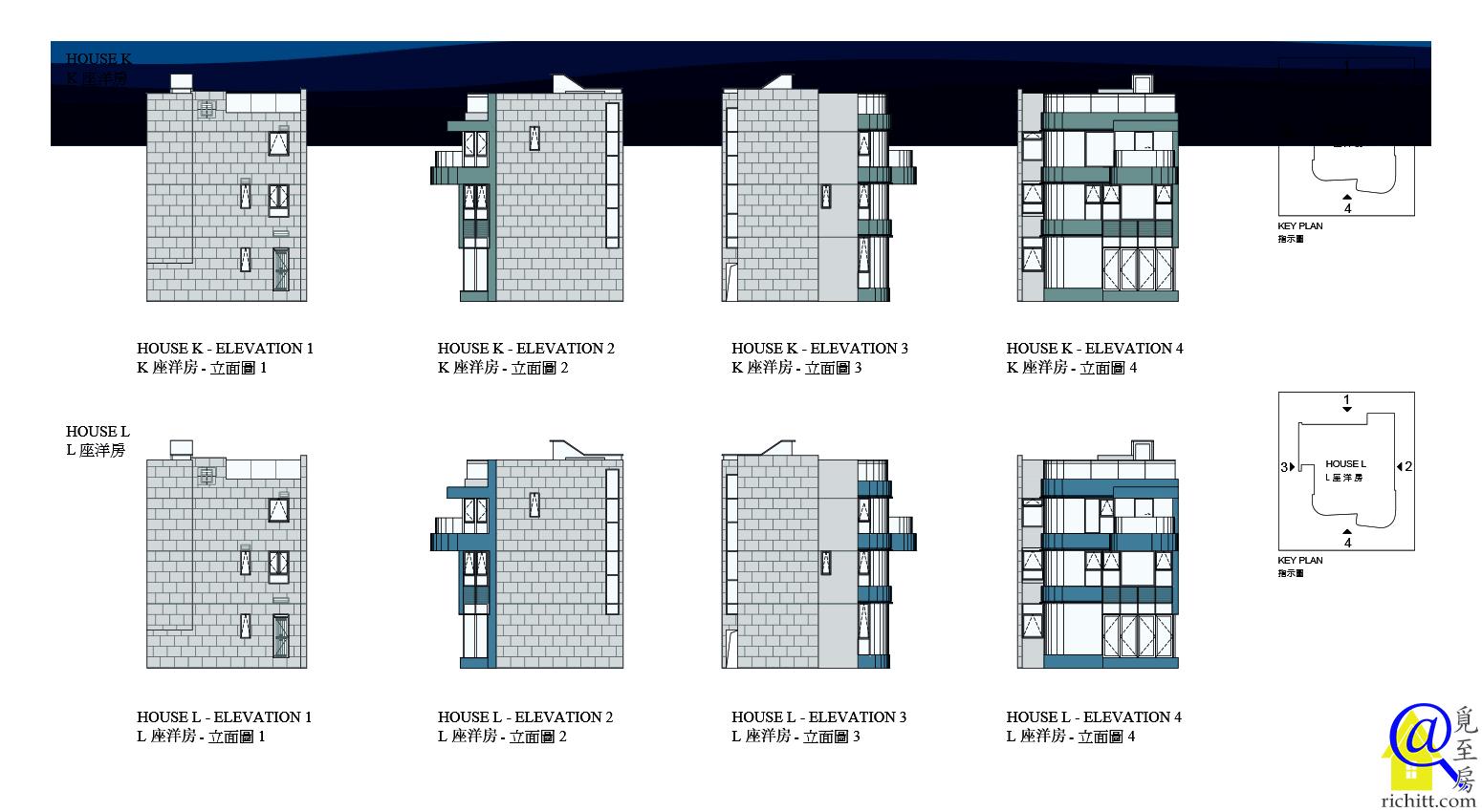 星悅海灣立面圖7