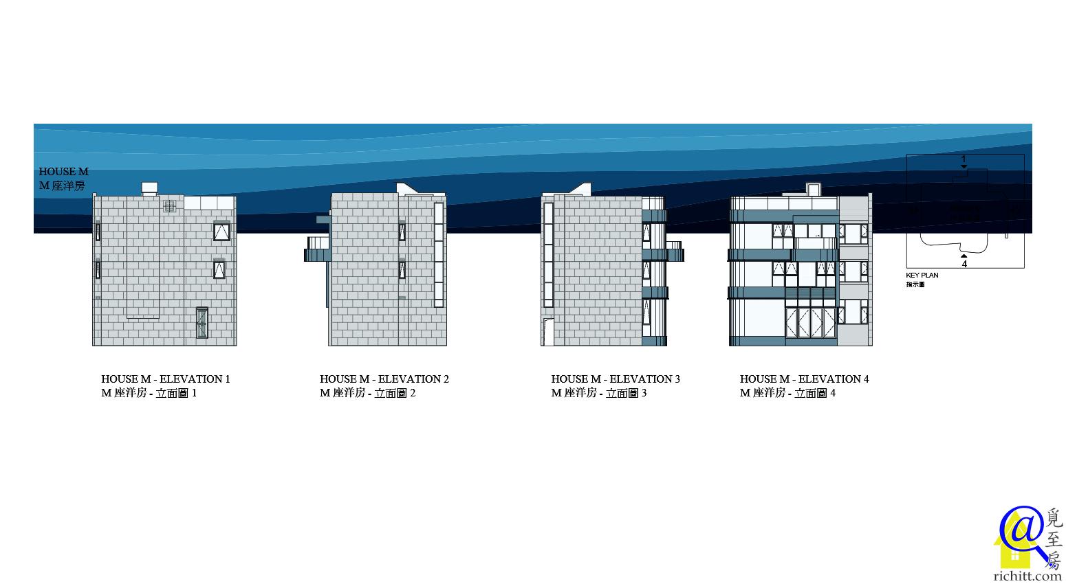 星悅海灣立面圖8