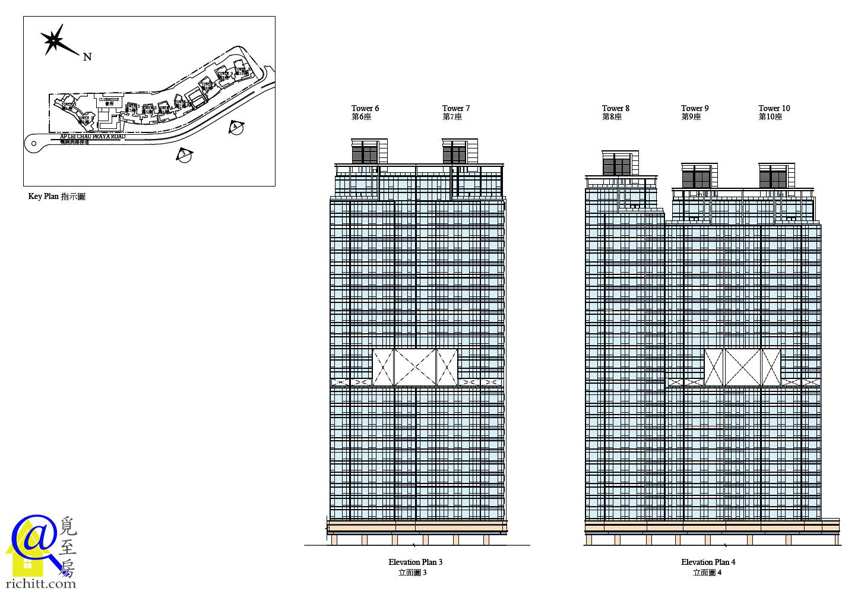 南灣立面圖2