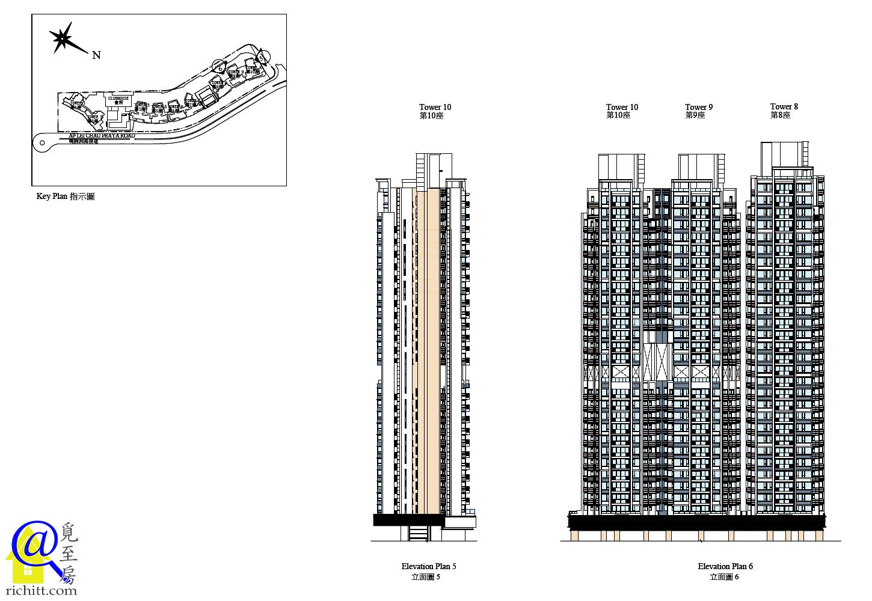 南灣立面圖3