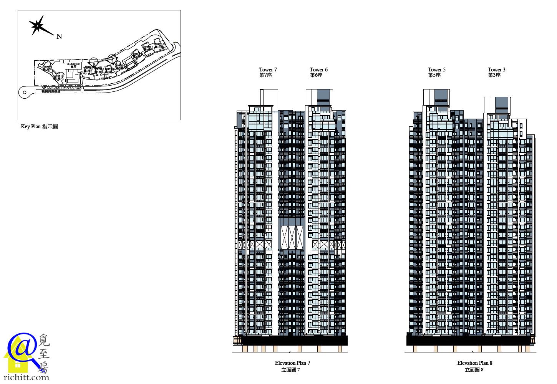 南灣立面圖4