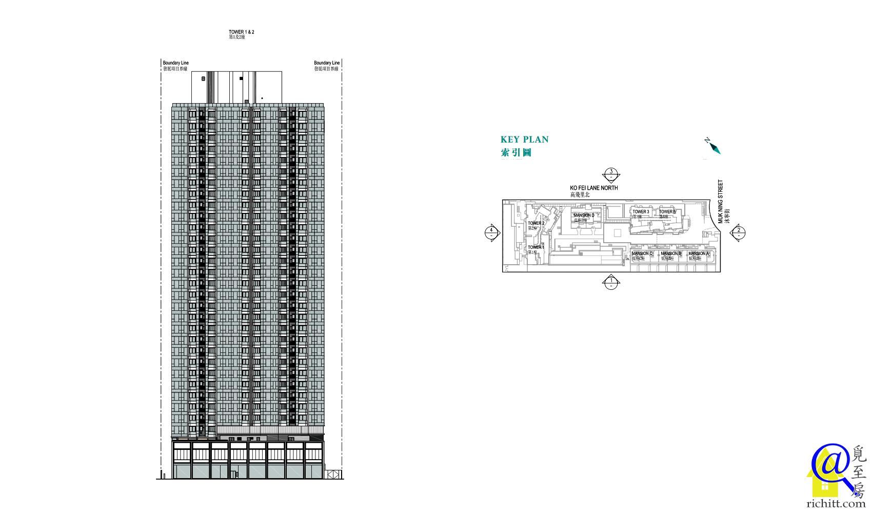 OASIS KAI TAK立面圖4