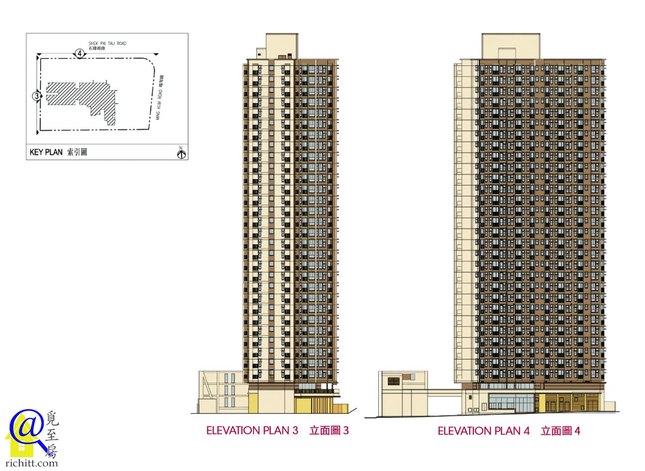 翠鳴臺立面圖2