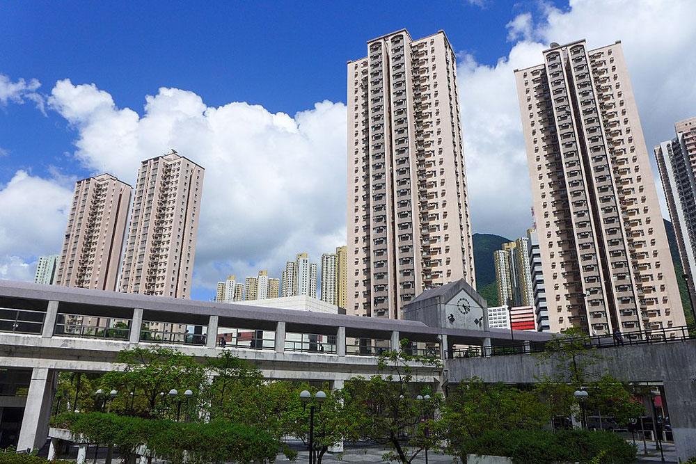 新港城第1及2期外貌- Wpcpey作品 (維基百科)