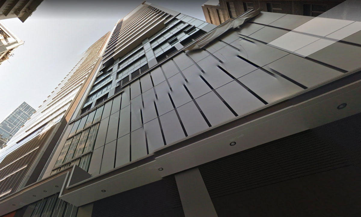 創匯國際中心外貌