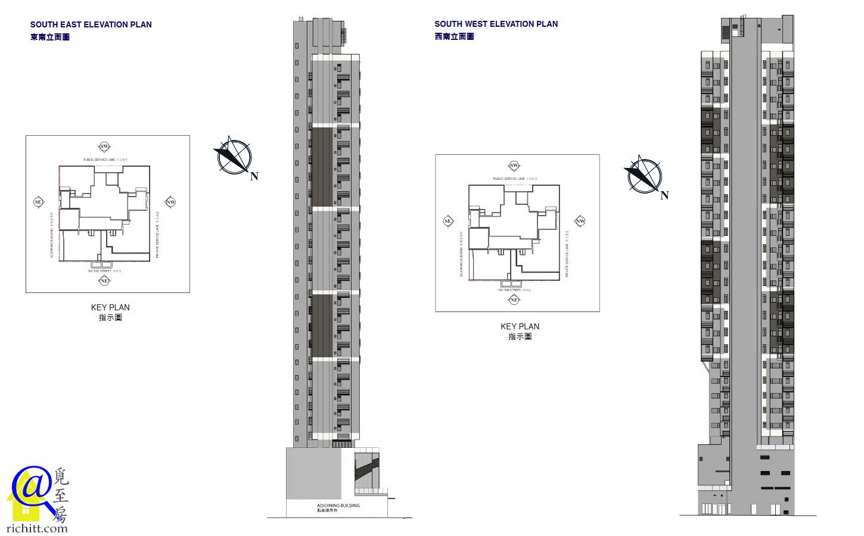 傲凱立面圖1