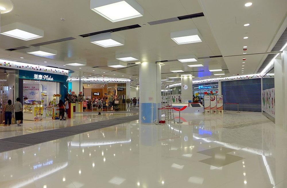 麗城薈商場- Wpcpey作品 (維基百科)