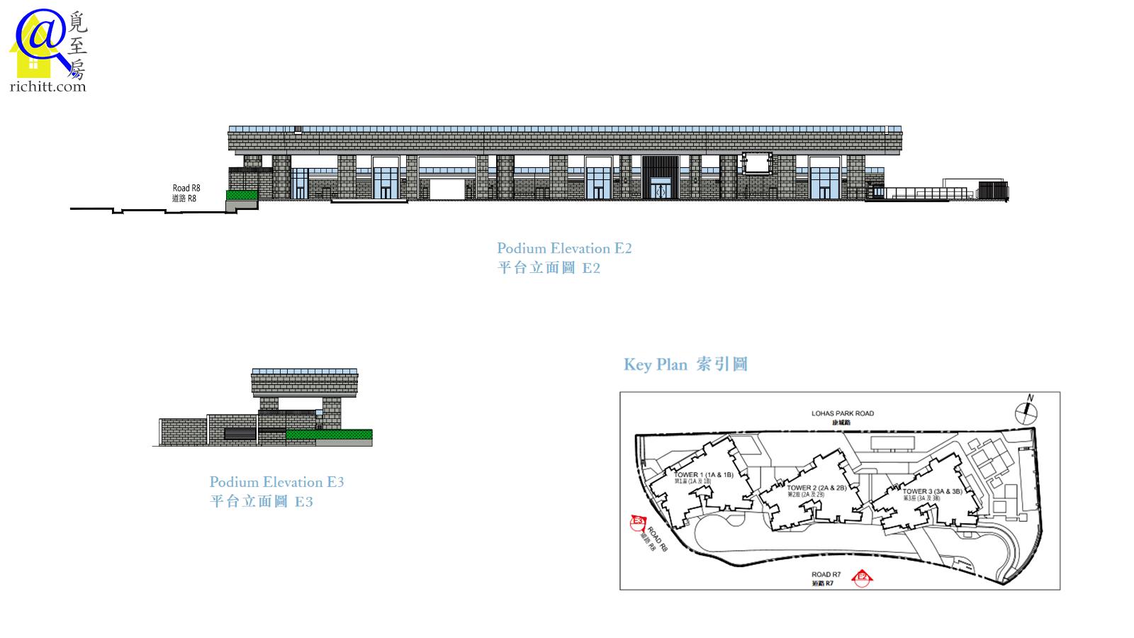MALIBU 平台立面圖2