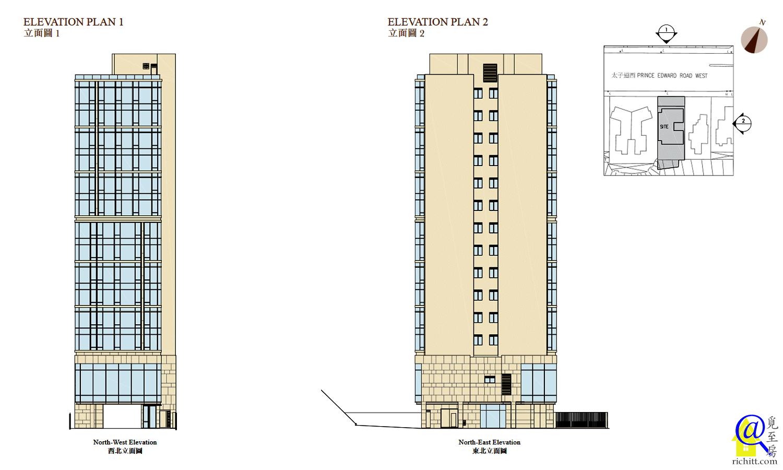 明寓立面圖1