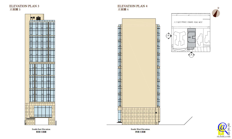 明寓立面圖2