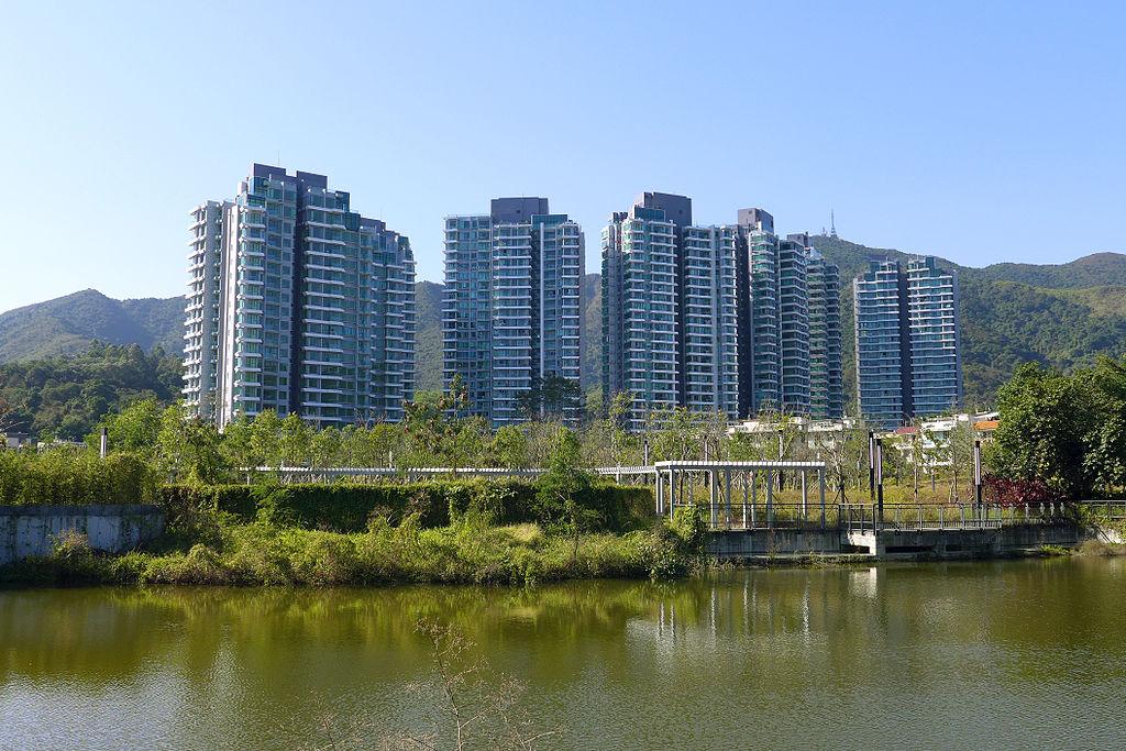 嵐山發展項目全貌 - Wpcpey作品 (維基百科)