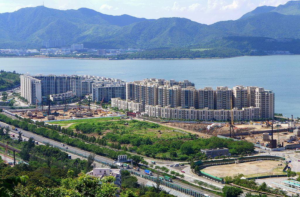 天賦海灣發展項目一至三期 - Wpcpey作品 (維基百科)