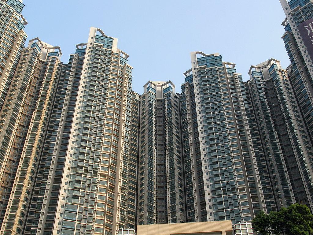 浪澄洌大廈外貌 - Baycrest作品 (維基百科)