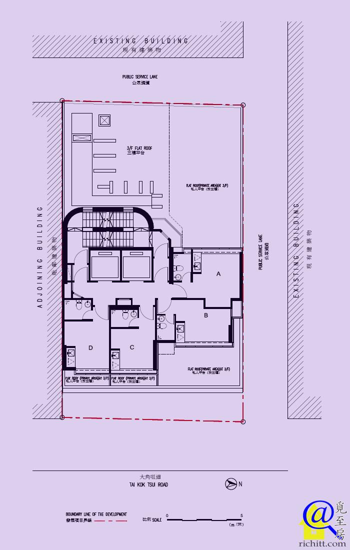 尚璽佈局圖