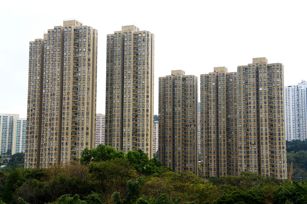 青怡花園外觀 - Mk2010作品 (維基百科)