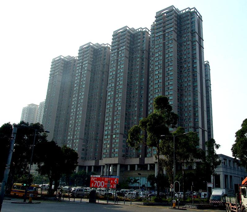 綠悠軒外觀 - Chong Fat作品 (維基百科)