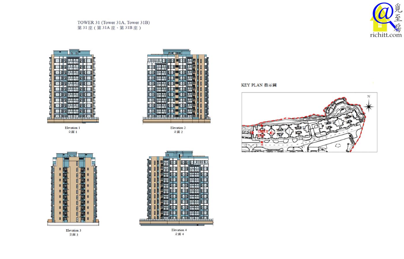 PARK YOHO Milano 立面圖1