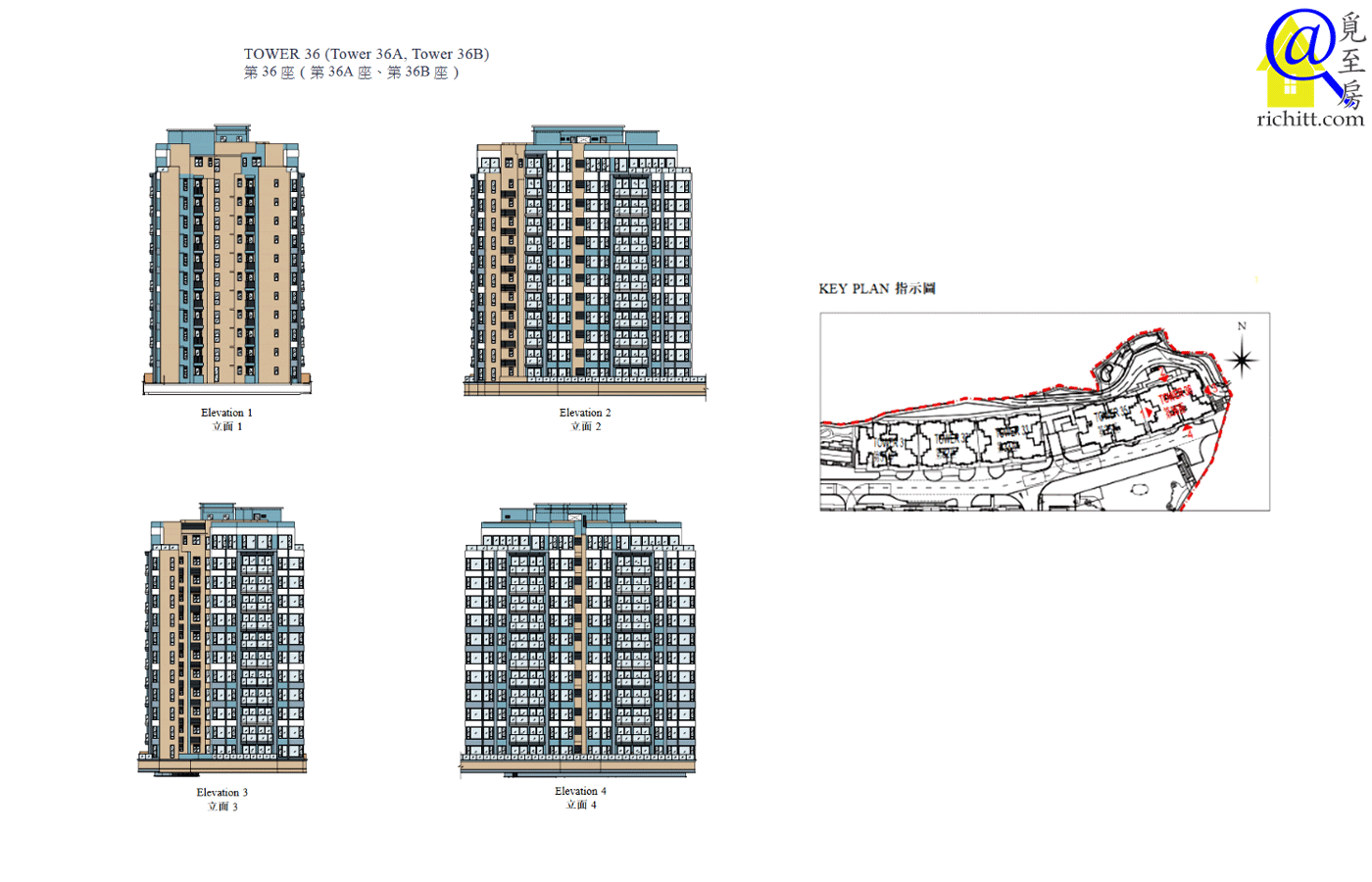PARK YOHO Milano 立面圖5
