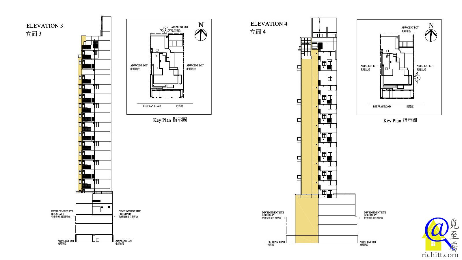 BELFRAN PEAK立面圖2