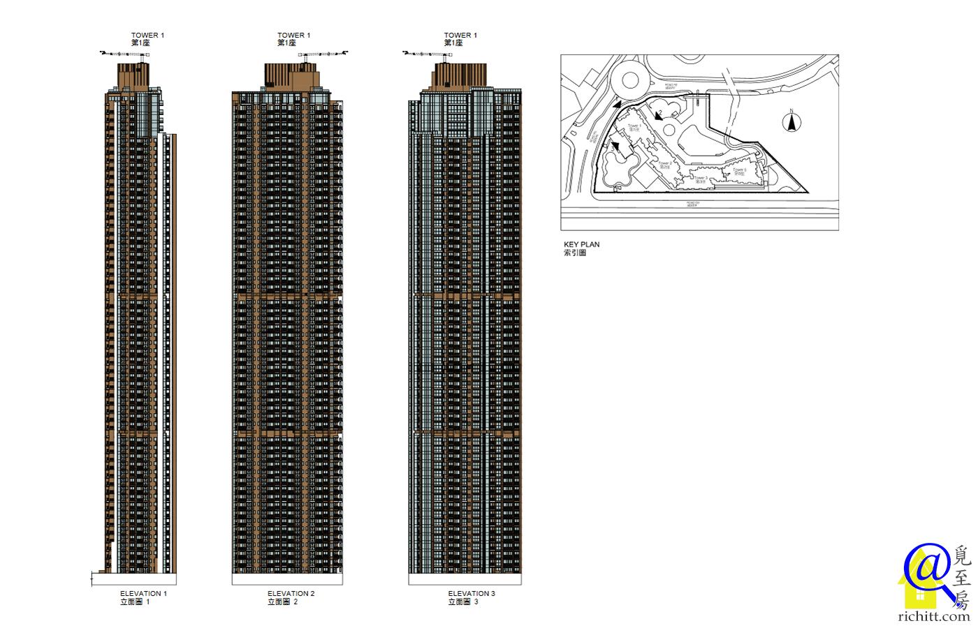 LP6立面圖1