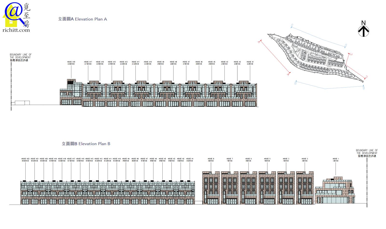 澐灃立面圖1