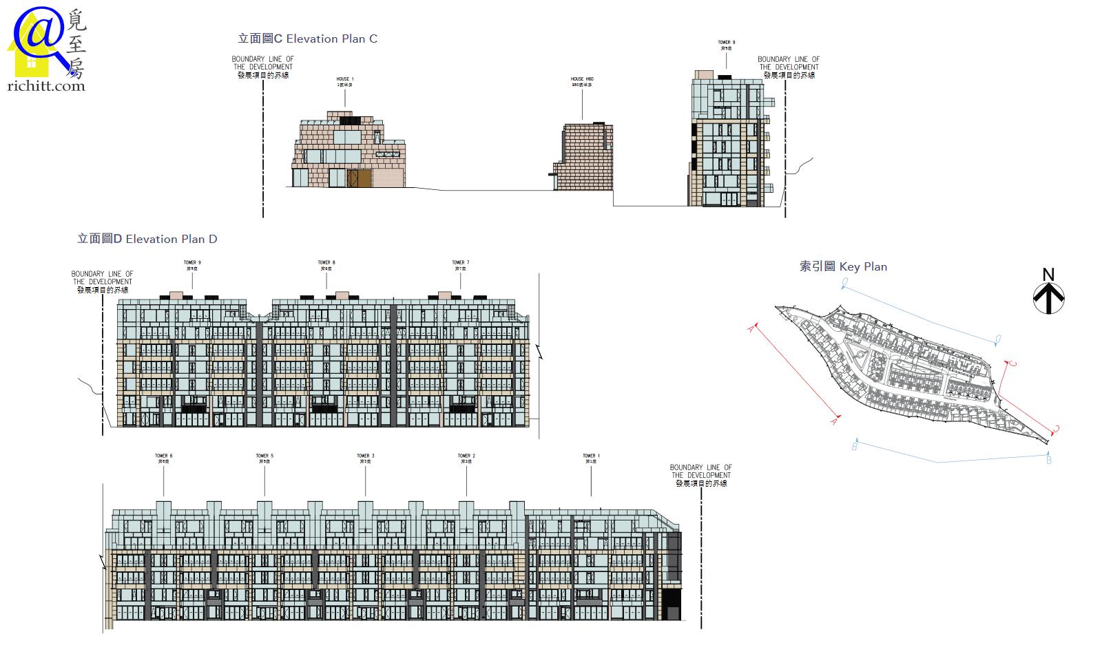 澐灃立面圖2
