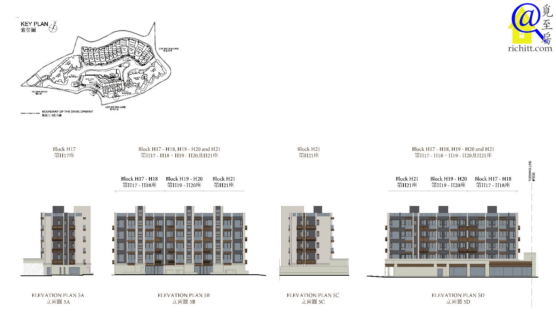 泓碧立面圖5