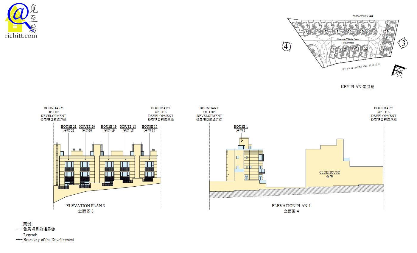 珀爵立面圖3