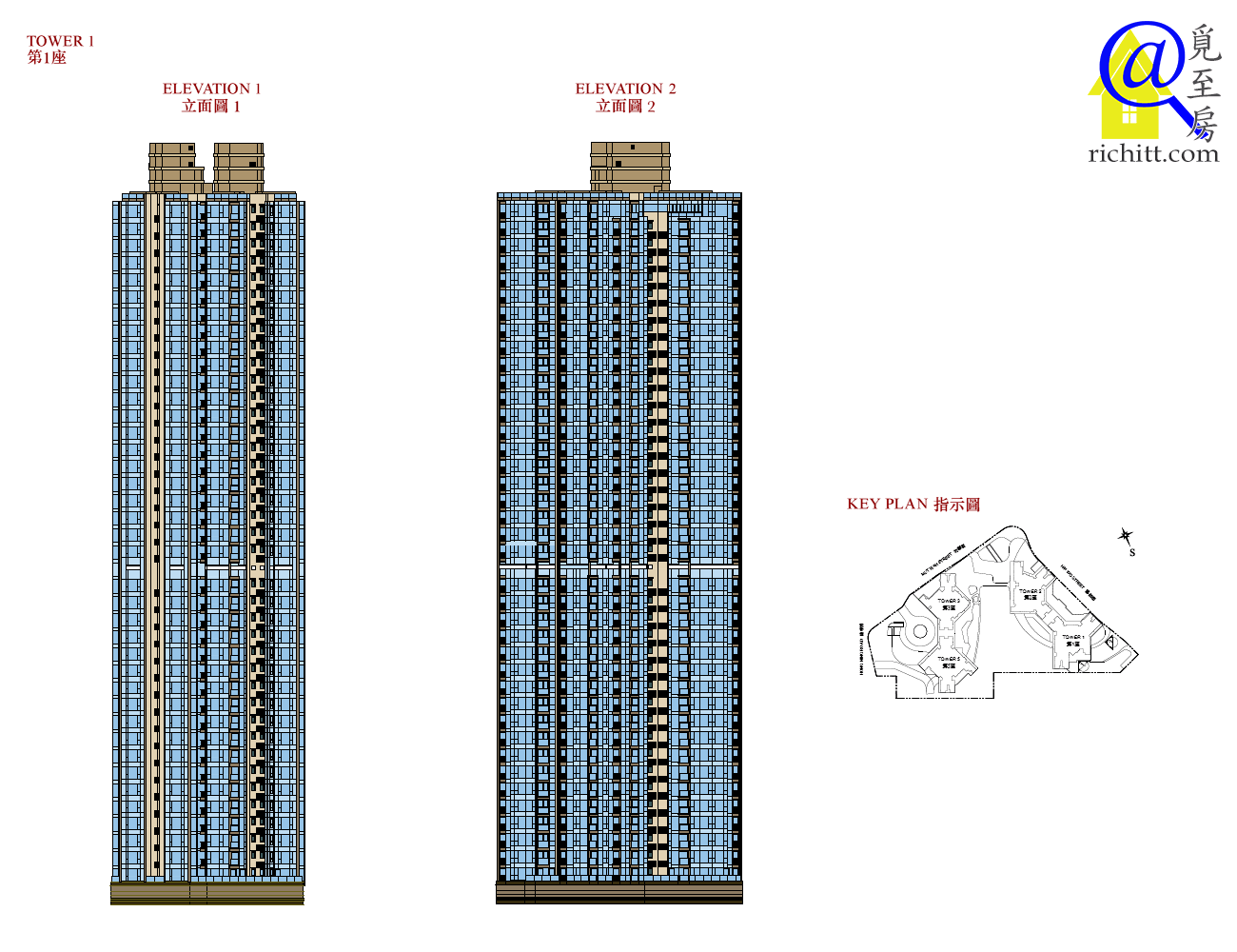 凱滙立面圖1