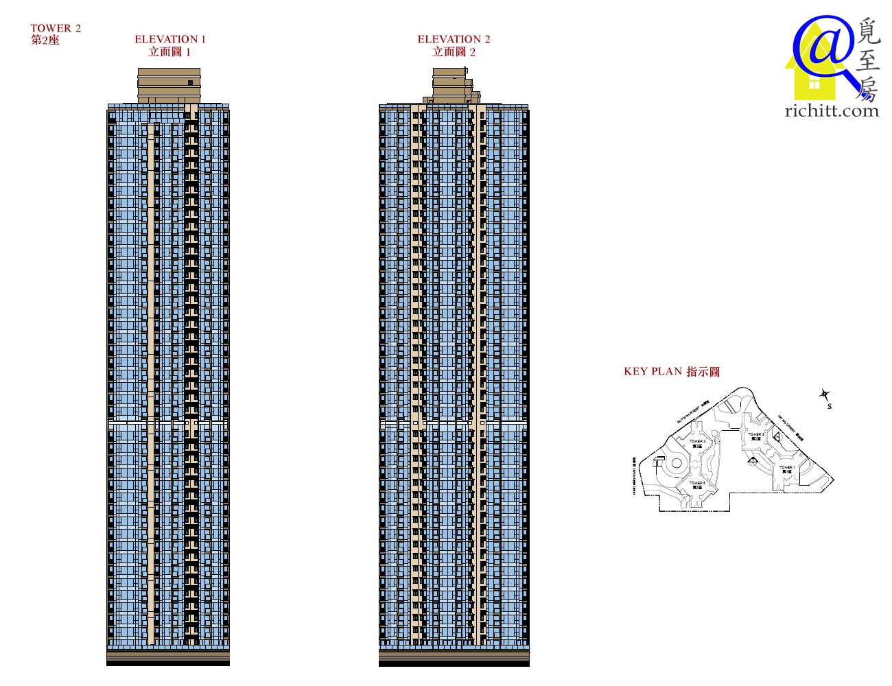 凱滙立面圖2