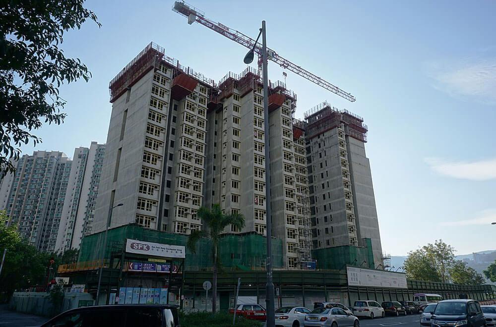 在建中的錦暉苑 - Prosperity-Horizons作品 (維基百科)